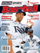 2011 Athlon Sports MLB Baseball Preview Magazine- Tampa Bay Rays/Florida Marlins Cover