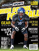 Athlon Sports 2014 High School Football Preview Magazine- South/Florida Cover