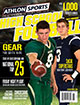 Athlon Sports 2014 High School Football Preview Magazine- West Cover