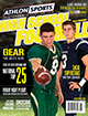 Athlon Sports 2014 High School Football Preview Magazine- Midwest Cover