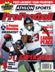 2011 Athlon Sports NFL Pro Football Magazine Preview- Houston Texans Cover