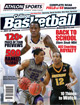 2011-12 Athlon Sports College Basketball Magazine Preview- Kansas Jayhawks/Missouri Tigers/Kansas State Jayhawks Cover