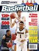 2012-13 Athlon Sports College Basketball Magazine Preview- Kansas Jayhawks/Missouri Tigers/Kansas State Jayhawks Cover