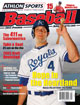 2013 Athlon Sports MLB Baseball Preview Magazine- Kansas City Royals Cover