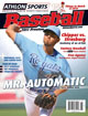 2011 Athlon Sports MLB Baseball Preview Magazine- Kansas City Royals Cover
