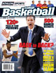 2012-13 Athlon Sports College Basketball Magazine Preview- Kentucky Wildcats Cover