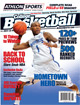 2011-12 Athlon Sports College Basketball Magazine Preview- Memphis Tigers Cover