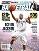 2013-14 Athlon Sports College Basketball Preview Magazine- Memphis Tigers Cover