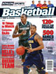 2012-13 Athlon Sports College Basketball Magazine Preview- Michigan Wolverines/Michigan State Spartans Cover