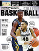 2015-16 Athlon Sports College Basketball Preview Magazine- Michicagn Wolverines/Michigan State Spartans Cover