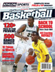 2011-12 Athlon Sports College Basketball Magazine Preview- Michigan Wolverines/Michigan State Spartans Cover