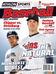 2011 Athlon Sports MLB Baseball Preview Magazine- Minnesota Twins/Milwaukee Brewers Cover