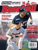 2013 Athlon Sports MLB Baseball Preview Magazine- Minnesota Twins/Milwaukee Brewers Cover