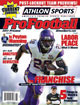 2011 Athlon Sports NFL Pro Football Magazine Preview- Minnesota Vikings Cover