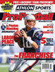 2011 Athlon Sports NFL Pro Football Magazine Preview- New England Patriots Cover