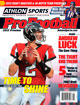 2012 Athlon Sports NFL Pro Football Magazine Preview- Atlanta Falcons Cover