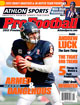 2012 Athlon Sports NFL Pro Football Magazine Preview- Chicago Bears Cover