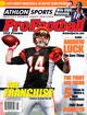 2012 Athlon Sports NFL Pro Football Magazine Preview- Cincinnati Bengals Cover