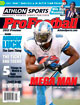 2012 Athlon Sports NFL Pro Football Magazine Preview- Detroit Lions Cover