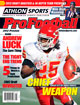 2012 Athlon Sports NFL Pro Football Magazine Preview- Kansas City Chiefs Cover