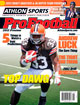 2012 Athlon Sports NFL Pro Football Magazine Preview- Cleveland Browns Cover