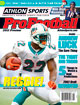2012 Athlon Sports NFL Pro Football Magazine Preview- Miami Dolphins Cover