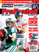 2012 Athlon Sports NFL Pro Football Magazine Preview- New York Giants/New York Jets Cover