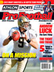 2012 Athlon Sports NFL Pro Football Magazine Preview- New Orleans Saints Cover