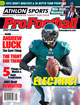 2012 Athlon Sports NFL Pro Football Magazine Preview- Philadelphia Eagles Cover