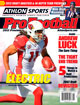 2012 Athlon Sports NFL Pro Football Magazine Preview- Arizona Cardinals Cover
