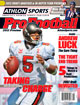 2012 Athlon Sports NFL Pro Football Magazine Preview- Tampa Bay Buccaneers Cover