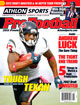 2012 Athlon Sports NFL Pro Football Magazine Preview- Houston Texans Cover