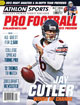 2013 Athlon Sports NFL Pro Football Magazine Preview- Chicago Bears Cover