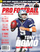 2013 Athlon Sports NFL Pro Football Magazine Preview- Dallas Cowboys Cover