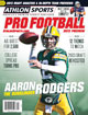2013 Athlon Sports NFL Pro Football Magazine Preview- Green Bay Packers Cover