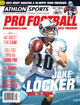 2013 Athlon Sports NFL Pro Football Magazine Preview- Tennessee Titans Cover