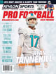2013 Athlon Sports NFL Pro Football Magazine Preview- Miami Dolphins Cover