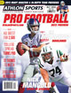 2013 Athlon Sports NFL Pro Football Magazine Preview- New York Giants/New York Jets Cover