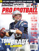 2013 Athlon Sports NFL Pro Football Magazine Preview- New England Patriots Cover