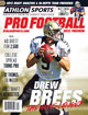 2013 Athlon Sports NFL Pro Football Magazine Preview- New Orleans Saints Cover