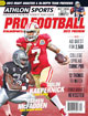 2013 Athlon Sports NFL Pro Football Magazine Preview- San Francisco 49ers/Oakland Raiders Cover