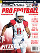2013 Athlon Sports NFL Pro Football Magazine Preview- Arizona Cardinals Cover