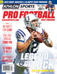 2013 Athlon Sports NFL Pro Football Magazine Preview- Indianapolis Colts Cover
