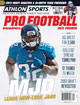2013 Athlon Sports NFL Pro Football Magazine Preview- Jacksonville Jaguars Cover