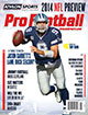 2014 Athlon Sports NFL Pro Football Magazine Preview- Dallas Cowboys Cover