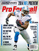 2014 Athlon Sports NFL Pro Football Magazine Preview- Detroit Lions Cover