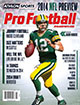 2014 Athlon Sports NFL Pro Football Magazine Preview- Green Bay Packers Cover