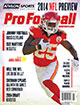 2014 Athlon Sports NFL Pro Football Magazine Preview- Kansas City Chiefs Cover