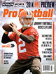 2014 Athlon Sports NFL Pro Football Magazine Preview- Cleveland Browns Cover