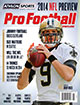 2014 Athlon Sports NFL Pro Football Magazine Preview- New Orleans Saints Cover